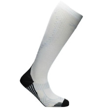 Zoot - Women's Ultra 2.0 Crx Compression Sock - Size 4 - White/Graphite