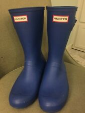 NWOT Hunter Boots Size 8