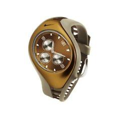 Nike Triax Swift 3i Analog Watch - Gold/Iron/Copper - WR0091-082