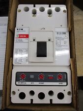 Cutler Hammer Hkd3400F, 300 Amp Trip, 600 Volt, 3P, red, Circuit Breaker- New