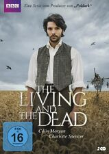 THE LIVING AND THE DEAD - MORGAN,COLIN/SPENCER,CHARLOTTE/+  2 DVD NEU