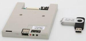 Floppy Drive To USB Converter Upgrade Kit Emulator For Brother PR600 2002D 2003