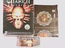 QUAKE 2 NETPACK 1 EXTREMITIES  PC CD-ROM GAME  WINDOWS 95/98  BIG BOX GAME