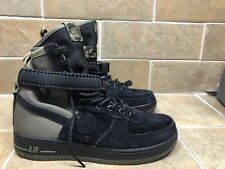 NEW Nike SF AF1 AIR FORCE HIGH BLACK OLIVE GREEN CAMO 864024-004 Men's Size 9.5