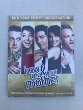 How I Met Your Mother FYC Season 6 Sealed Rare DVD Subway Wars