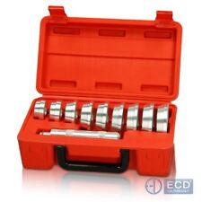Druckstücksatz Auspresswerkzeug Lagerwerkzeug 10-tlg Radlager Presse Austreiber