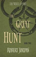 The Great Hunt : Libro 2 De Rueda De Time Por Jordan, Robert, Nuevo Libro, Libre