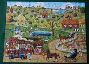 Share in the Harvest Town & Country Series Master Pieces 300 Piece