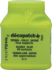 Decopatch Paperpatch Varnish Glue Glossy - 180g - White - FREE DELIVERY!