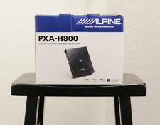 ALPINE® PXA-H800 IMPRINT CAR AUDIO DIGITAL SOUND PROCESSOR EQ w/ TIME CORRECTION