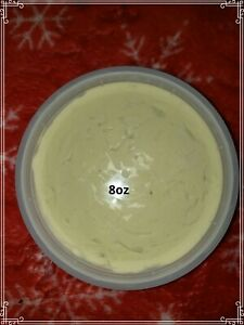Natural and organic whipped African shea butter. For you best use 8 oz