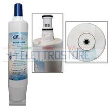 Filtro acqua frigoriferi americani SBS Whirlpool Smeg 481281728986 481281729632