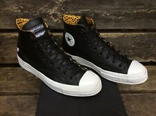 Undefeated x Converse Chuck Taylor 70 CT70 Hi Black Leather 148631C Play Dirty 9