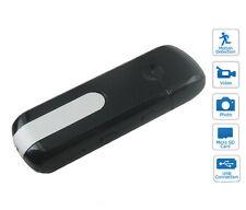 Tiny Hidden DVR U8 USB Disk HD Spy Camera Pinhole Motion Detector Video Recorder