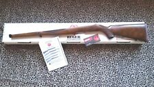 NEW OEM Factory Ruger 10/22 Mannlicher Walnut Stock with box & manual!