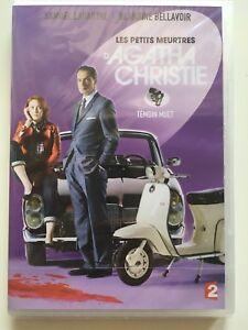 Les Petits Meurtres d'Agatha Christie - Témoin Muet DVD NEUF SOUS BLISTER