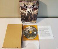 Take Command - Second Manassas (PC CD, 2006) American Civil War Game BIG BOX