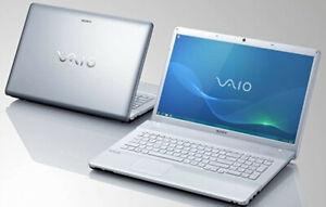 Sony VAIO 17.3 Intel Core i5 480M 2.66GHz, 6GB - 1920 x1200