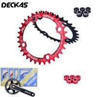 DECKAS 96BCD-S MTB Bike Narrow Wide Chainring 32T/34T/36T/38T Single Chain Ring
