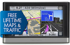 "Garmin nuvi 2557LMT 5"" Navigation Lifetime Map and Traffic Updates North America"