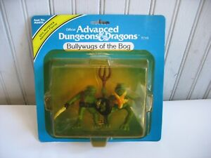 NIP TSR 1983 Bullywugs of the Bog Advanced Dungeons & and Dragons Figure LJN