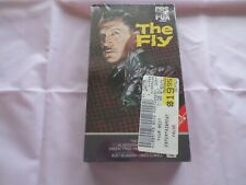 THE FLY - (VHS, 1958) - VINCENT PRICE - RED LABEL BOX - NEW