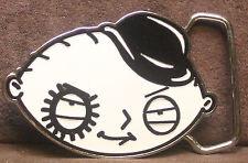 Licensed Evil Stewie Belt Buckle