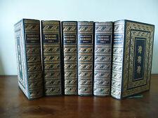 LIVRE TALLEYRAND MÉMOIRES Éd. JEAN DE BONNOT 1967 HISTOIRE NAPOLEON 6 Volumes