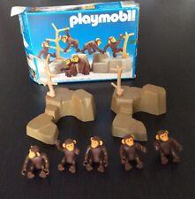 playmobil singe chimpanzé 3496