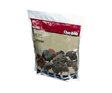Char-Broil 6284652 Lava Rock For Gas Grill, 6 Lbs
