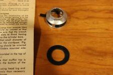 Cox Stuka Black Knight Muffler Kit (#6086) With Original Instructions