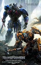 "Transformers 5 - The Last Knight - Movie 11"" x 17"" Poster ( T3  ) - B2G1F"