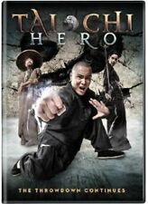 Tai Chi Hero - The Throwdown Continues (DVD, AM) Jayden Yuan - BN Sealed