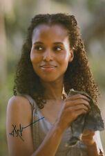 "Kerry Washington ""Django"" Autogramm signed 20x30 cm Bild"