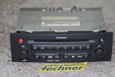 Sistema de navegación Navi Renault Megane II 8200485478 garminat código GPS