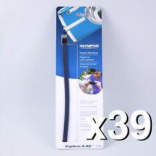 Olympus Premium Wrist Strap for Compact Cameras, Navy Blue  (Bulk Qty: 39)