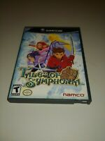 Tales of Symphonia (Nintendo GameCube, 2003) NAMCO TEEN FAST SHIPING