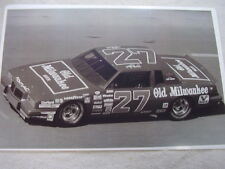 1985 PONTIAC GRAND PRIX  NASCAR CAR  11 X 17  PHOTO  PICTURE   9