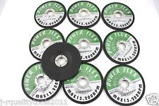 "100 PACK 4-1/2"" GRINDING WHEELS FIT MILWAUKEE 4.5"" ANGLE GRINDERS AND MORE"