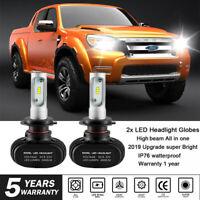For Ford Ranger PX2 PX3 XLT Wildtrak Raptor HB3 9005 High Beam LED Kit