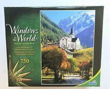 "Windows to the World ""Sanctuary"" 750 Piece Jigsaw Puzzle"