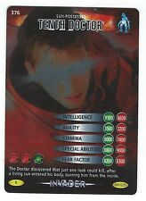 Doctor Who Battles In Time Invader Rare Card 376 Sun Possessed Tenth Doctor Good