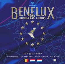 BENELUX KMS Euroset 2007 - Offizielle Ausgabe