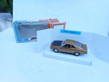 AUTO PILEN AHC 345 OPEL MANTA GOLD / Black New in PAPER BOX