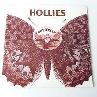 Hollies - Butterfly -  Vinyl LP UK 1990 Reissue EX+/EX+