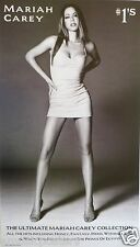 "MARIAH CAREY ""#1's"" AUSTRALIAN PROMO POSTER - Mariah In Short Mini Dress"