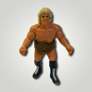 """Vintage WCW WRESTLING RICK FLAIR Action Figure 1990 Galoob 4.5"""" Tall"""