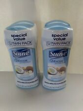4 Suave Coconut Kiss Invisible Solid Anti-Perspirant & Doodorant 2 Pack X 2