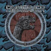 EINHERJER - DRAGONS OF THE NORTH (BLACK VINYL)   VINYL LP NEU