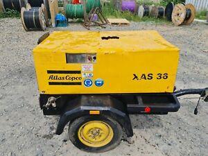 Atlas Copco Compressor XAS 36